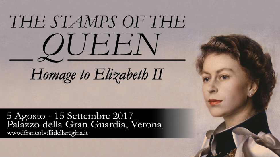 The Stamps of the Queen Gran Guardia